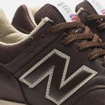 Мужские кроссовки New Balance M576BRM Brown фото- 7