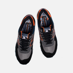New Balance M576EBO Three Peaks Grey/Orange photo- 4