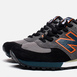 New Balance M576EBO Three Peaks Grey/Orange photo- 5