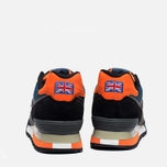 New Balance M576EBO Three Peaks Grey/Orange photo- 3