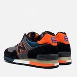 New Balance M576EBO Three Peaks Grey/Orange photo- 2