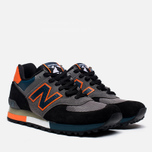 New Balance M576EBO Three Peaks Grey/Orange photo- 1