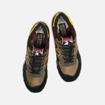 Мужские кроссовки New Balance M576EKG Three Peaks Beige/Green фото- 4