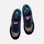 Мужские кроссовки New Balance M576ENP Three Peaks Navy/ Turquoise фото- 4