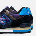Мужские кроссовки New Balance M576ENP Three Peaks Navy/ Turquoise фото- 6