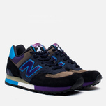 Мужские кроссовки New Balance M576ENP Three Peaks Navy/ Turquoise фото- 1
