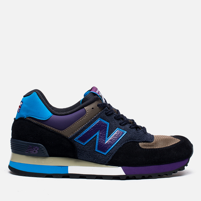 Мужские кроссовки New Balance M576ENP Three Peaks Navy/ Turquoise
