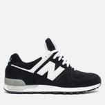 New Balance M576KGS Men's Sneakers Black photo- 0