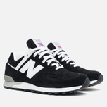New Balance M576KGS Men's Sneakers Black photo- 1