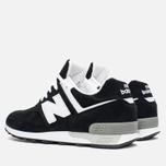 New Balance M576KGS Men's Sneakers Black photo- 2