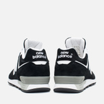 New Balance M576KGS Men's Sneakers Black photo- 3