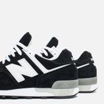 New Balance M576KGS Men's Sneakers Black photo- 7