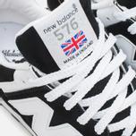 New Balance M576KGS Men's Sneakers Black photo- 6