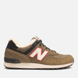 Мужские кроссовки New Balance M576MOD British Music Pack Army Green фото- 0