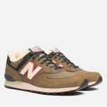 Мужские кроссовки New Balance M576MOD British Music Pack Army Green фото- 1