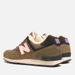 Мужские кроссовки New Balance M576MOD British Music Pack Army Green фото- 2