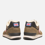 Мужские кроссовки New Balance M576MOD British Music Pack Army Green фото- 3