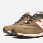 Мужские кроссовки New Balance M576MOD British Music Pack Army Green фото- 5