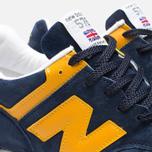 Мужские кроссовки New Balance M576PBY Navy/Yellow фото- 7
