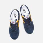 Мужские кроссовки New Balance M576PBY Navy/Yellow фото- 4