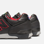 Мужские кроссовки New Balance M576PUN British Music Pack Black/Red фото- 6