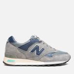 Мужские кроссовки New Balance M577ANG Grey фото- 0