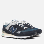 New Balance M577ANN Sneakers Navy photo- 1