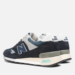 New Balance M577ANN Sneakers Navy photo- 2