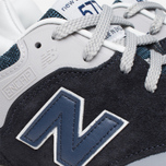 New Balance M577ANN Sneakers Navy photo- 7