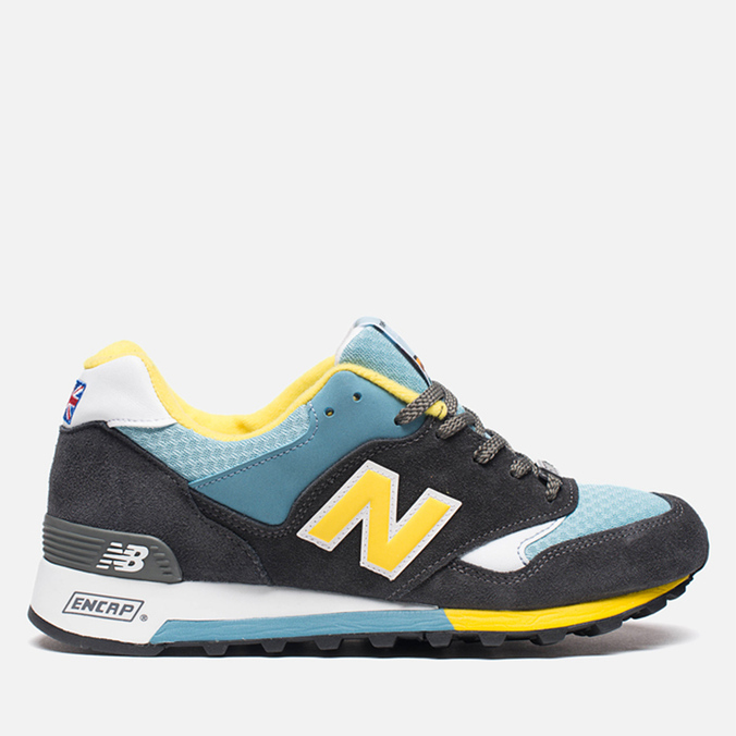 Мужские кроссовки New Balance M577GBL Seaside Pack Navy/Yellow/Blue