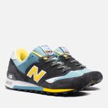 Мужские кроссовки New Balance M577GBL Seaside Pack Navy/Yellow/Blue фото- 1