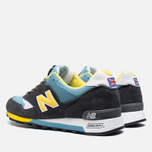 Мужские кроссовки New Balance M577GBL Seaside Pack Navy/Yellow/Blue фото- 2