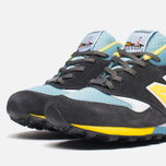 Мужские кроссовки New Balance M577GBL Seaside Pack Navy/Yellow/Blue фото- 5