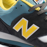 Мужские кроссовки New Balance M577GBL Seaside Pack Navy/Yellow/Blue фото- 8