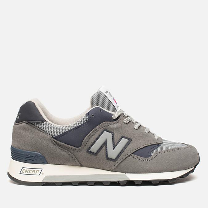 Мужские кроссовки New Balance M577GNA Grey/Navy