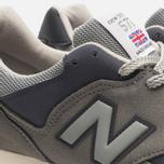 Мужские кроссовки New Balance M577GNA Grey/Navy фото- 7