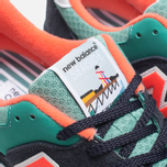 Мужские кроссовки New Balance M577NBS Seaside Pack Navy/Orange/Green фото- 7