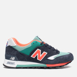 Мужские кроссовки New Balance M577NBS Seaside Pack Navy/Orange/Green фото- 0