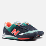Мужские кроссовки New Balance M577NBS Seaside Pack Navy/Orange/Green фото- 1