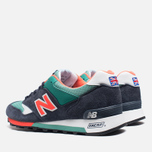 Мужские кроссовки New Balance M577NBS Seaside Pack Navy/Orange/Green фото- 2