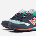 Мужские кроссовки New Balance M577NBS Seaside Pack Navy/Orange/Green фото- 5