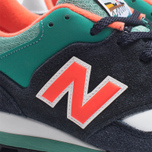 Мужские кроссовки New Balance M577NBS Seaside Pack Navy/Orange/Green фото- 8