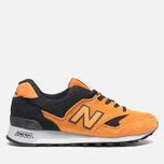Мужские кроссовки New Balance M577OOK Orange/Black фото- 0