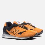 Мужские кроссовки New Balance M577OOK Orange/Black фото- 1