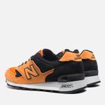 Мужские кроссовки New Balance M577OOK Orange/Black фото- 2