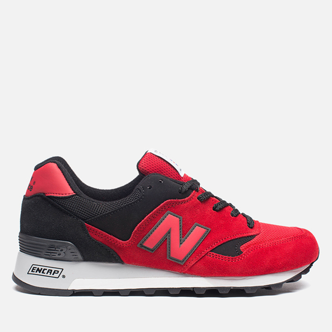 Мужские кроссовки New Balance M577RRK Red/Black