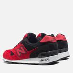 Мужские кроссовки New Balance M577RRK Red/Black фото- 2