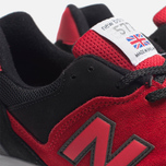 Мужские кроссовки New Balance M577RRK Red/Black фото- 7