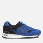 New Balance M577SBK Sneakers Ink photo- 0