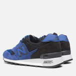 New Balance M577SBK Sneakers Ink photo- 2